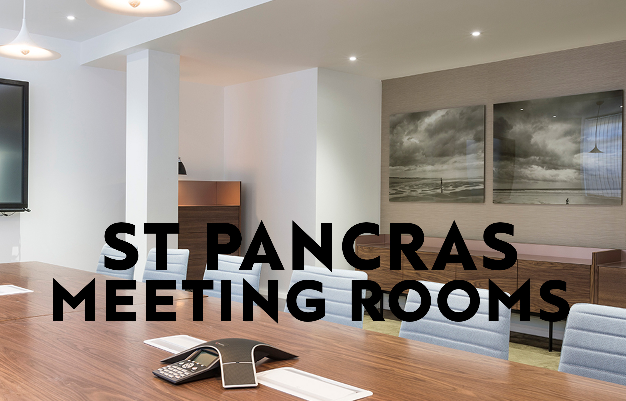 St Pancras Meeting Rooms